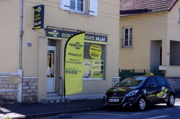Formation conduite auto Bourges